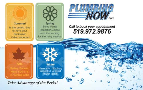 Plumbing Now Flyer Back